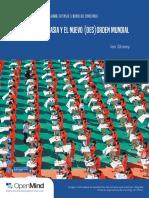 BBVA OpenMind Ian Storey Asia y El Nuevo Des Orden Mundial