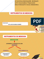 instrumentos - tesis