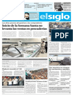 Edición Impresa 14-04-2019