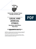 quamto legal ethics