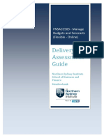 FNSACC503_Budgeting_Delivery and Assessment Guide_S2, 2016_ONLINE.docx
