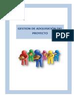 Informe Final Gestion de Adquisicion Del Proyecto