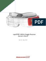 RapidFIRE Goggle Module Manual en v0.9