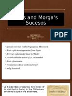 Paris and Morga's Sucesos