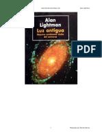 Luz Antigua - Alan Lightman.pdf