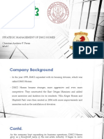 Perez, Christian Andrew F. Strategic Management Paper
