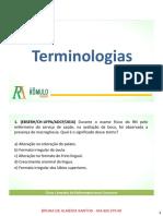 Terminologias