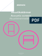 Acoustic Screens