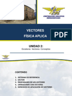 Vectores Indoamericana II- 2017