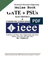 ECE Formulae Book