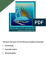 UpdatedPresentationResortCityTowersfor Brokers (1) (1)