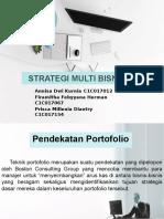 Strategi Multi Bisnis Ppt