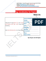 IELTS Speaking vocabulary for Topics band 7.5+ - IELTS Fighter.pdf