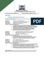Electrical Resume Boyet Pascua[1]