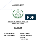BIG Data Zameer