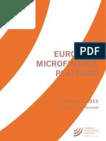 E-MFP Activity Report 2013