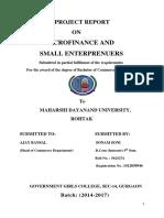 Microfinance (important).docx