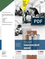 Filtros Automóvil Bosch