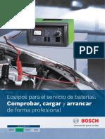 Servicios de Batería Bosch