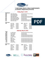 t f 2019 time sked