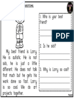 3 Sentences Approach
