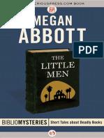 The Little Men Megan Abbott