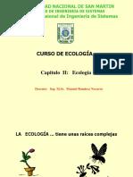 Cap II. Ecología