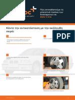 GR Pos Antikathistoume Ta Mprostina Takakia Ton Diskophrenon Se BMW 3 E36