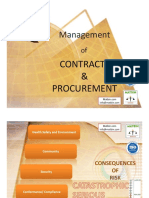 Procurement Risk.impact.mitigation
