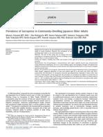 yamada2013-Prevalence of sarcopenia in Japan.pdf