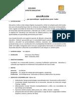 1. Resumen Proyecto Educaccion