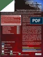 Cot Team Building Conferencing