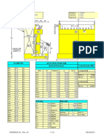 Abutment Design by Excel