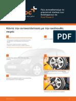 GR Pos Antikathistoume Ta Mprostina Takakia Ton Diskophrenon Se Ford Fiesta V