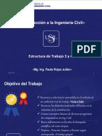 Estructura de Trabajo 3 y 4 PICIV