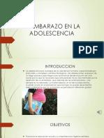 Caso Practico Unidad 3 El Embarazo en La Adolescencia