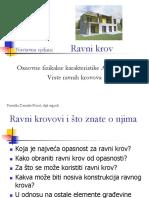 3.Ravni  Krovovi Predavanja