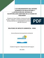 RIMA Yaguaron V2