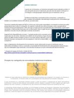 Cartografia Social Para Povos e Comunidades Tradicionais Participação