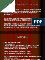 Materi 4 - Pancasila sebagai Sistem Nilai (1).ppt