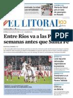 El Litoral Mañana 14-04-2019