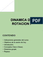 Dinamica de Rotacion i