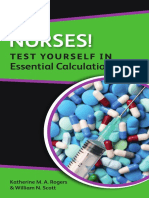 Nurses! Test yourself in Essential Calculation Skills.pdf