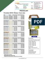 Daftar Harga Cetak Nota Kuitansi Surat Jalan 270717 Pt Deprintz