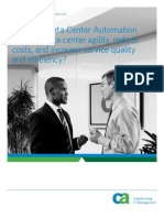 Data Center Automation Solution Brief Us