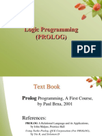 Prolog Tutorial