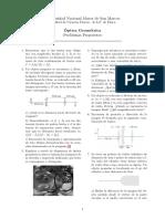 Geometrical Optics Prob