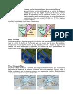 Placas Tectonicas Secundarias