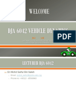 Chapter 1_introduction to Vehicle Dynamics