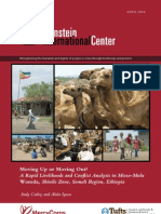 Moving Up or Moving Out? A Rapid Livelihoods and Conflict Analysis in Mieso-Mulu Woreda, Shinile Zone, Somali Region, Ethiopia